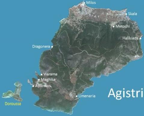 Angistri map3
